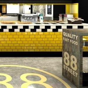 Fast Food Restaurant Designers · Asian Restaurant Design